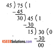KSEEB Solutions for Class 10 Maths Chapter 8 Real Numbers Additional Questions 4