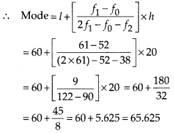 KSEEB SSLC Class 10 Maths Solutions Chapter 13 Statistics Ex 13.2 Q2