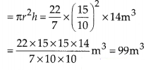 KSEEB SSLC Class 10 Maths Solutions Chapter 15 Surface Areas and Volumes Ex 15.3 Q4