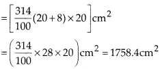 KSEEB SSLC Class 10 Maths Solutions Chapter 15 Surface Areas and Volumes Ex 15.4 Q4 1