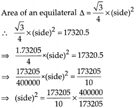 KSEEB SSLC Class 10 Maths Solutions Chapter 5 Areas Related to Circles Ex 5.3 Q10