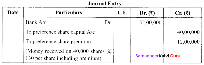 Tamil Nadu 12th Accountancy Model Question Paper 3 English Medium img 7