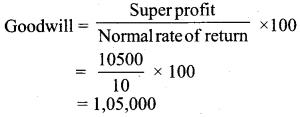 Tamil Nadu 12th Accountancy Model Question Paper 4 English Medium img 35